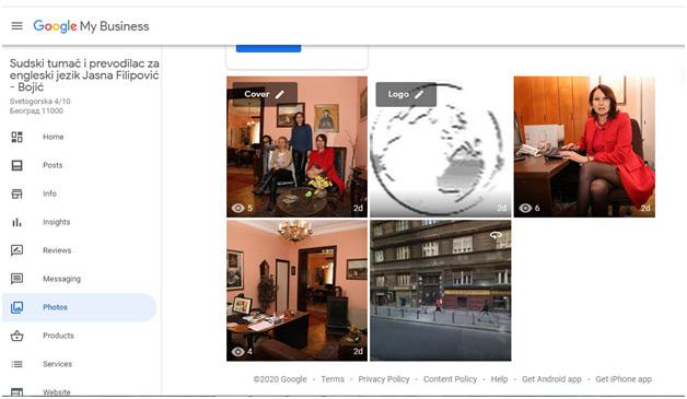 Google my business primer
