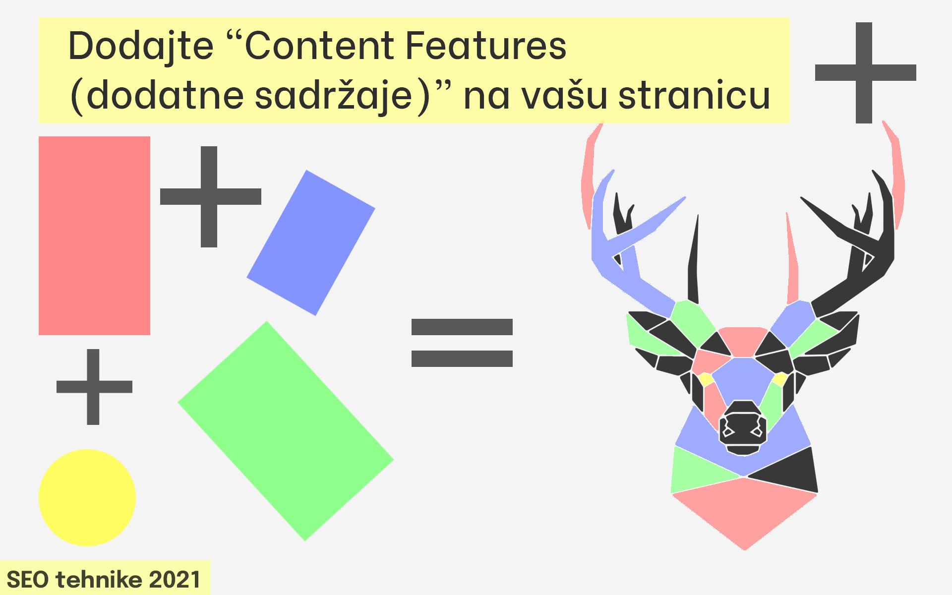 SEO tehnike 2021 bonus content dodatni sadrzaji