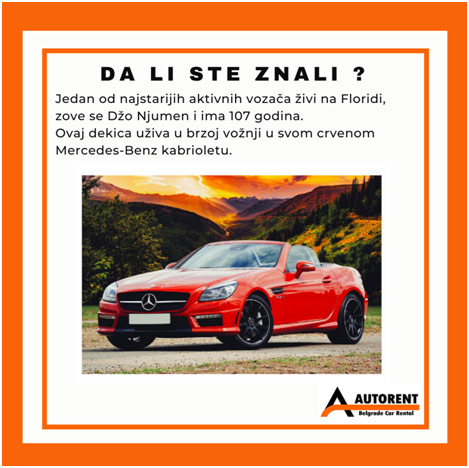 Instagram za rent a car agencije 2
