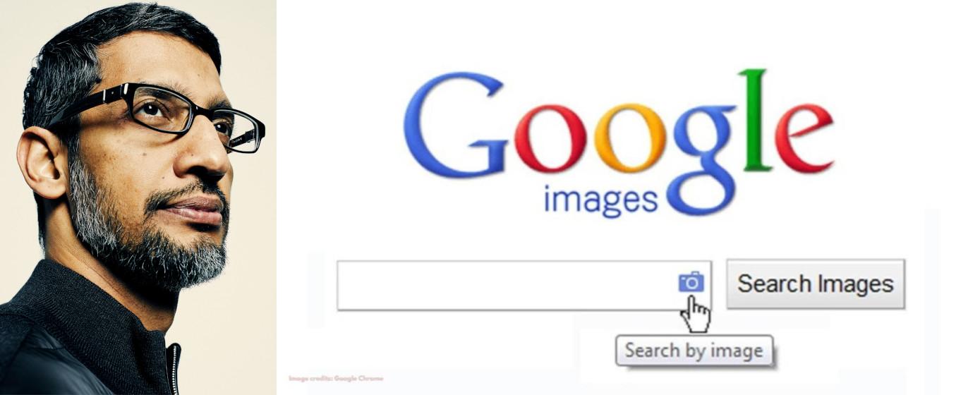 sundar pichai google ceo google slike su bitnije nego ikad za seo