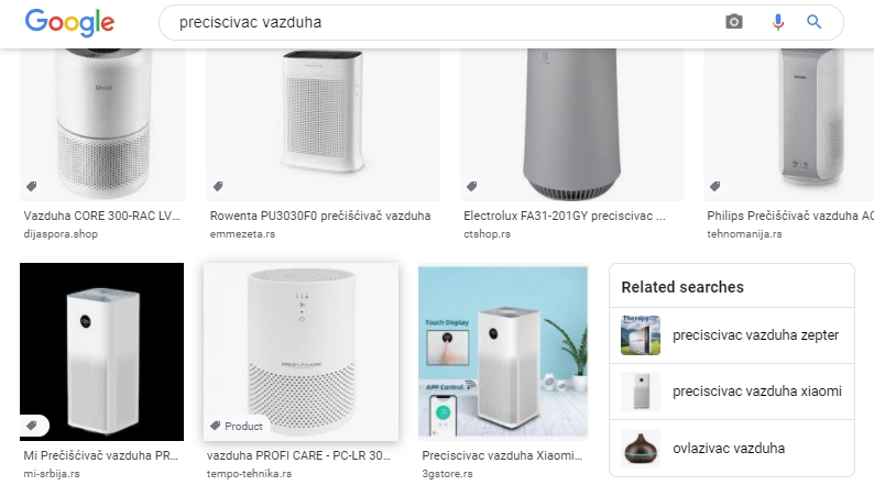 povezane pretrage ruski preciscivac vazduha primer google pretrage slika
