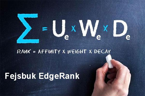 Fejsbuk EdgeRank